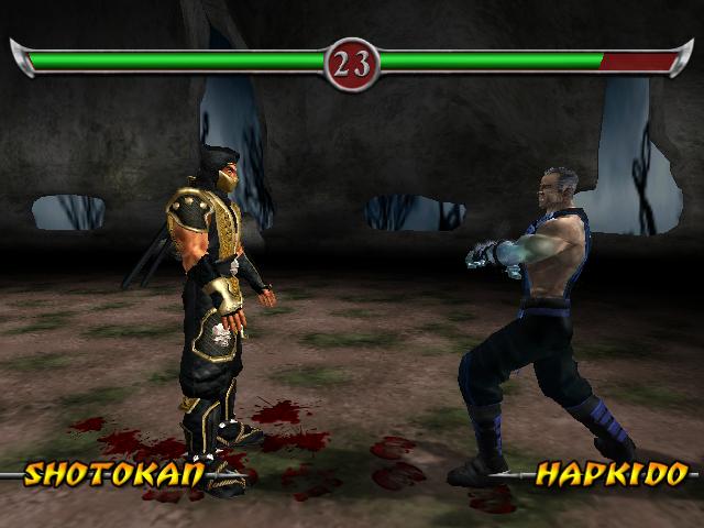 Mortal Kombat Deadly Alliance/Deception/Armageddon Ripping Project